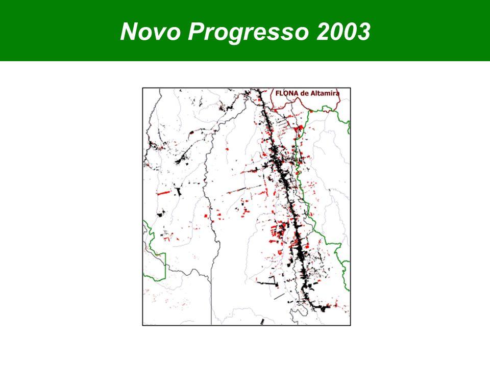 Novo Progresso 2003