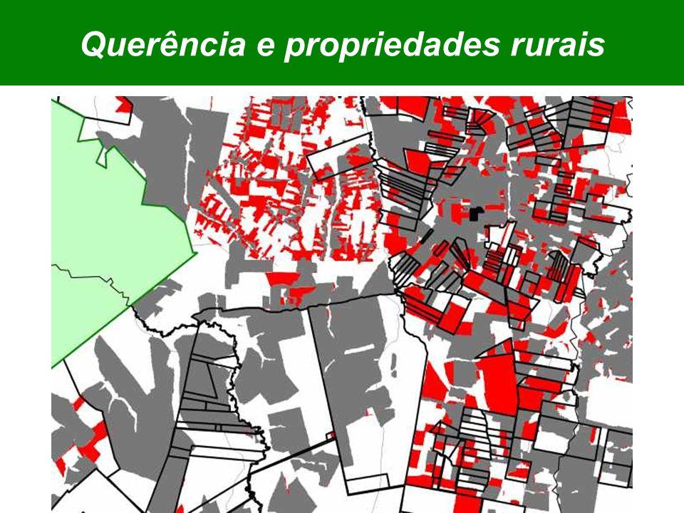 Querência e propriedades rurais