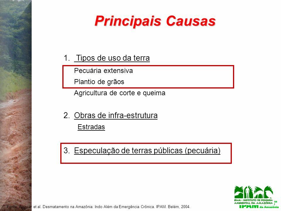 Principais Causas 1.