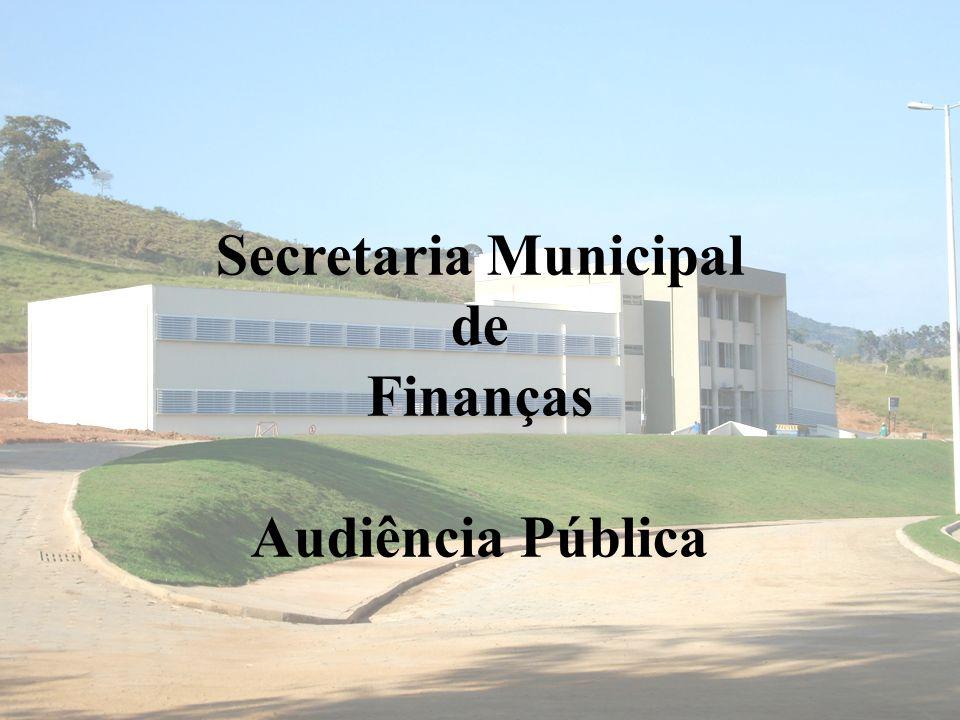 Prefeitura Municipal de Itajubá – Secretaria Municipal de Finanças – SEMFI Comparativo Receitas Exercício 2011/2010– Acumulado até Setembro de 2011 Fonte: Secretaria Municipal de Finanças – SEMFI.