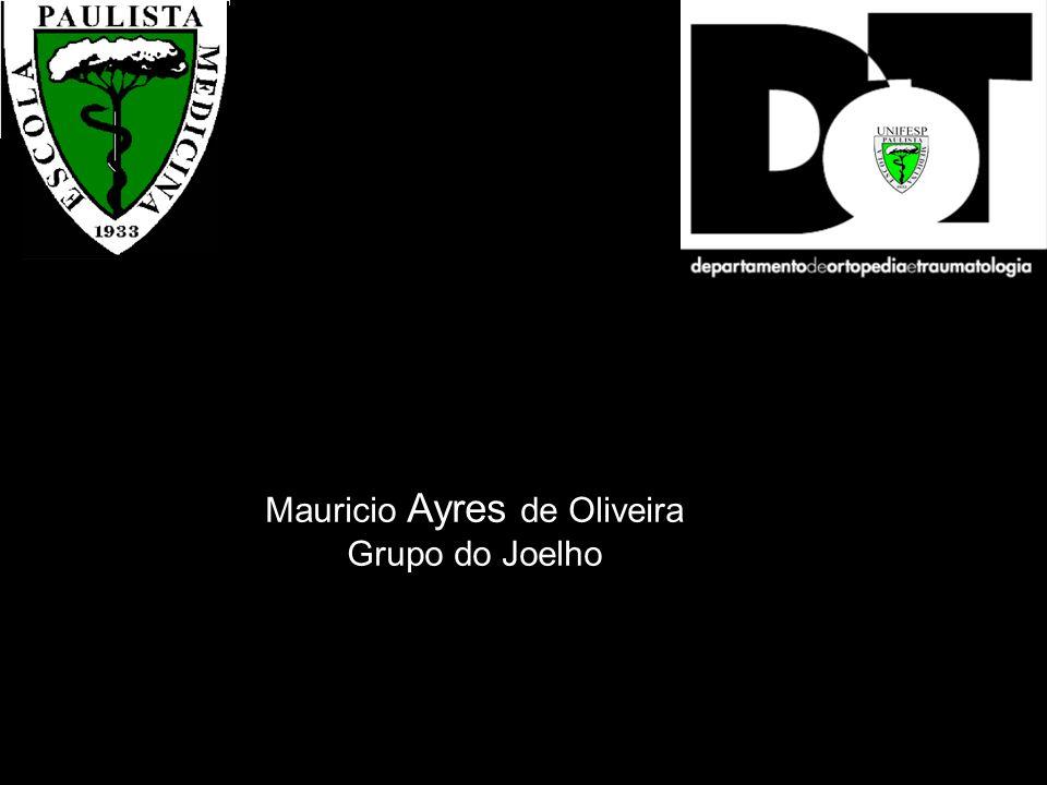 Mauricio Ayres de Oliveira Grupo do Joelho