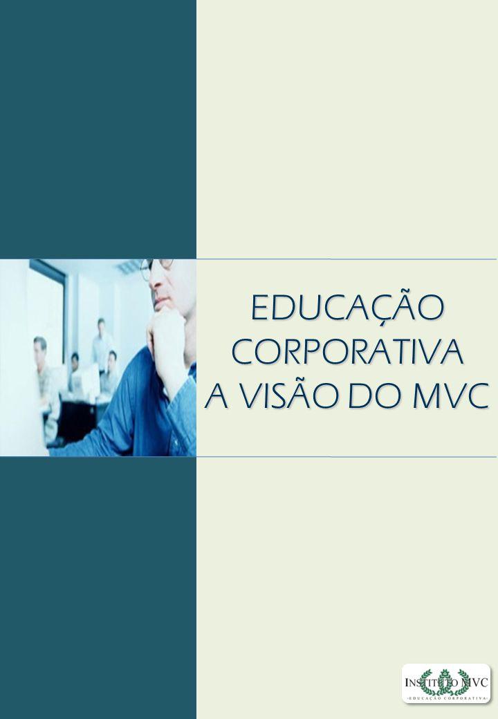 Educação Corporativa com Foco em Resultados Educação Corporativa com Foco em Resultados Educação Corporativa EDUCAÇÃO CORPORATIVA A VISÃO DO MVC
