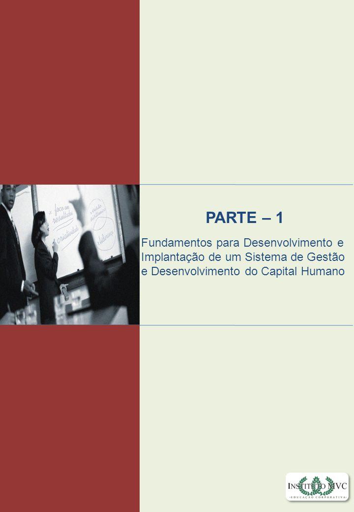 Educação Corporativa com Foco em Resultados Educação Corporativa com Foco em Resultados Educação Corporativa PARTE – 1 Fundamentos para Desenvolviment