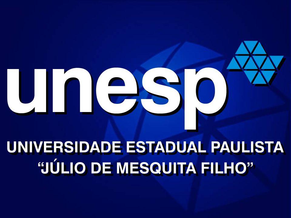 Física Pedagogia Letras Arquitetura Educação Física Ciências Biológicas Integração dos cursos da UNESP