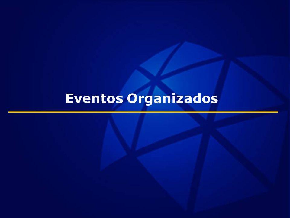 Eventos Organizados