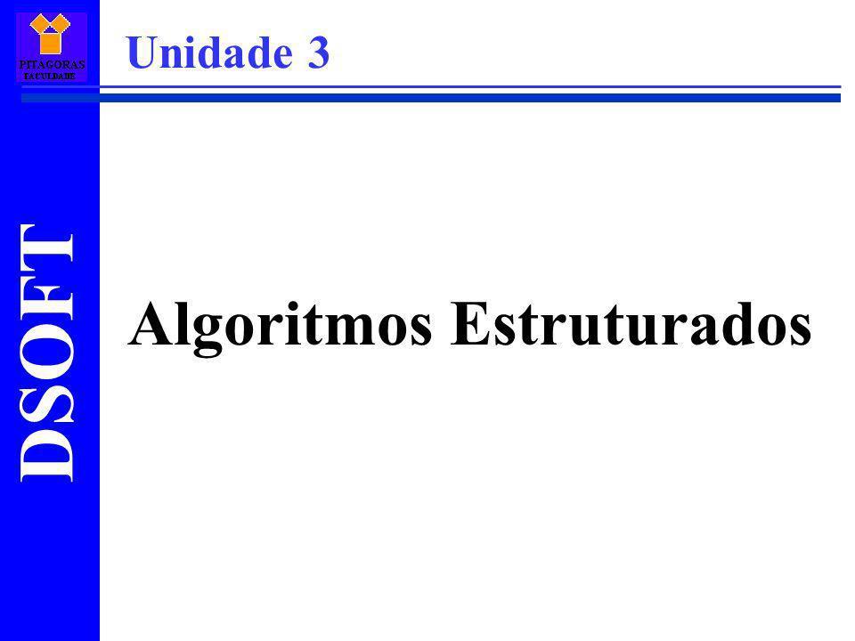 Algoritmos Estruturados Unidade 3