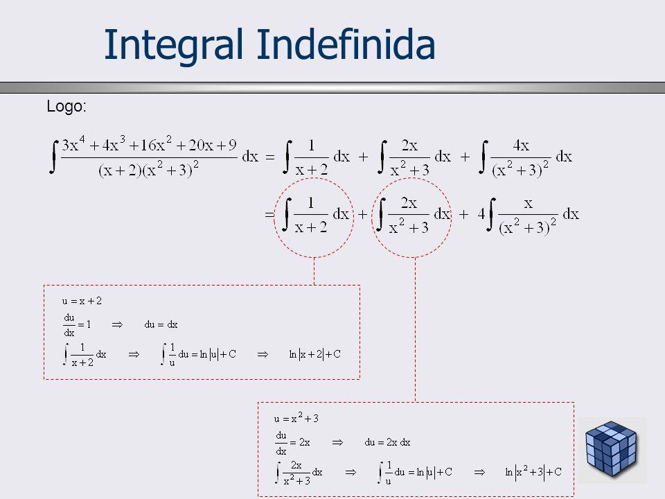 Integral Indefinida Logo: