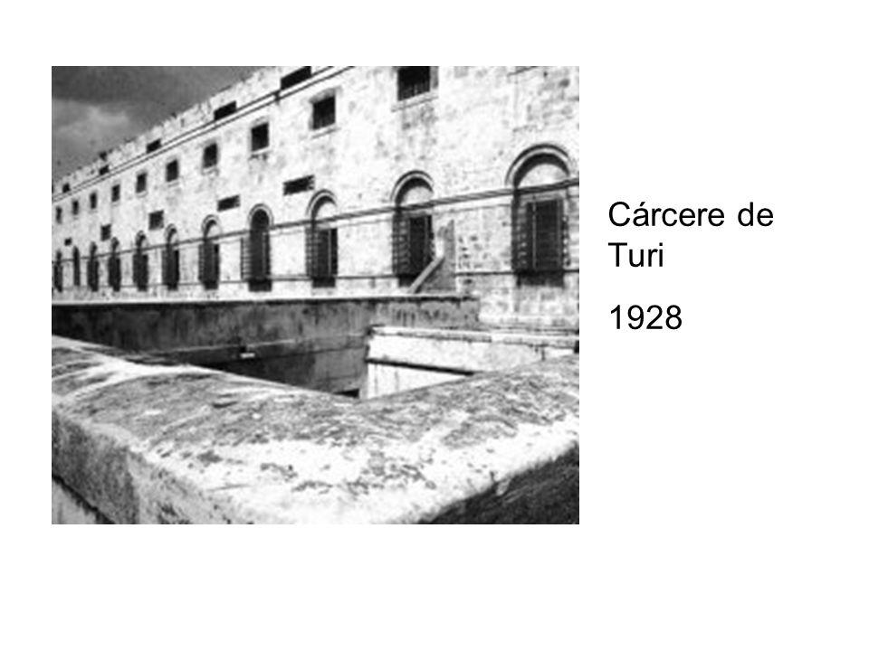 Cárcere de Turi 1928