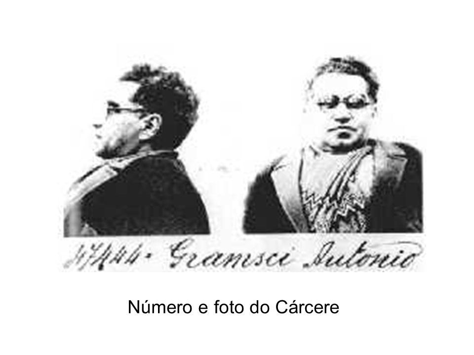 Número e foto do Cárcere