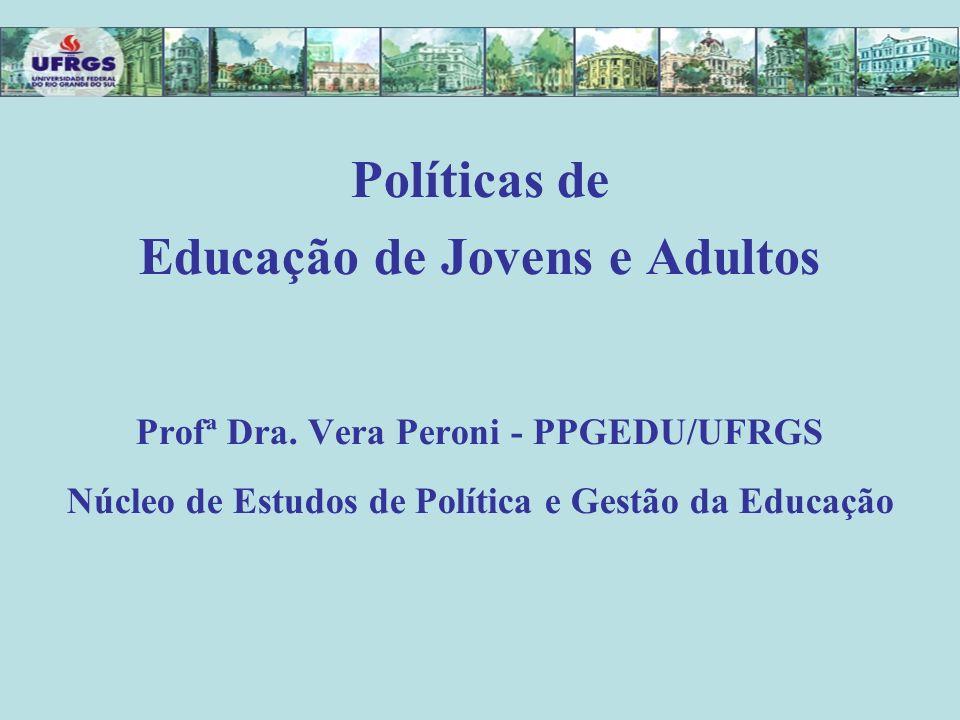 ANOS 80 - Contexto Brasileiro: movimentos sociais, movimentos por educação democratização da sociedade