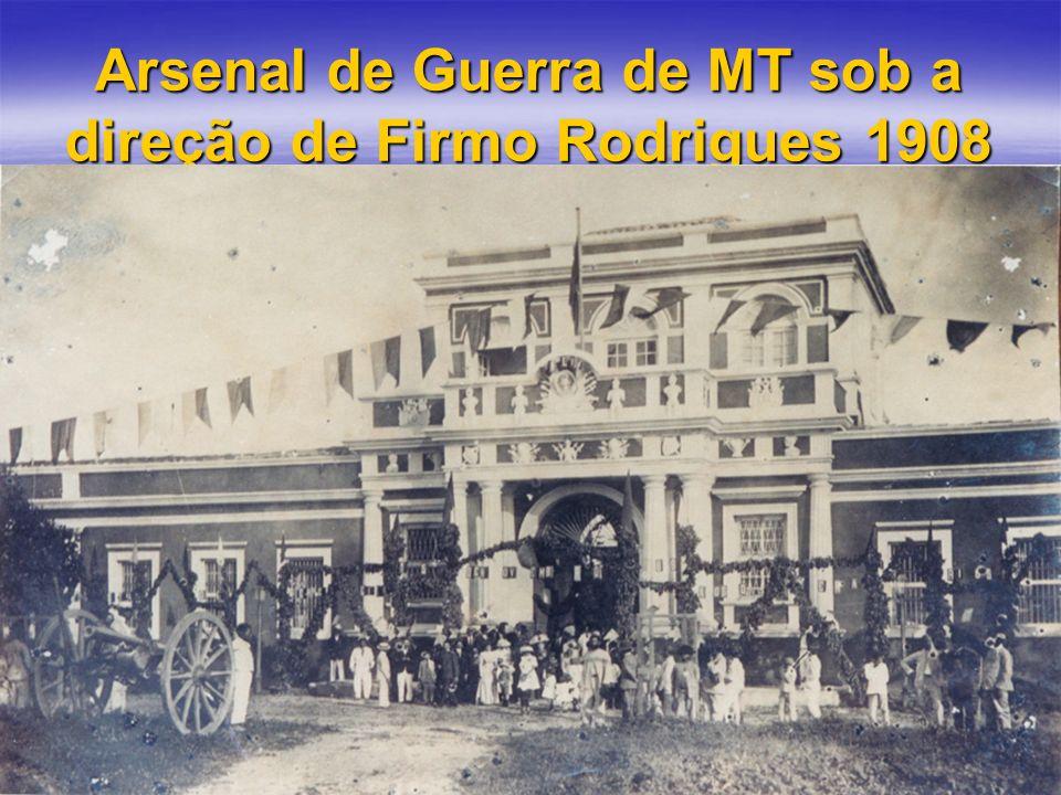 Enchente na região portuária de Cuiabá - 1946