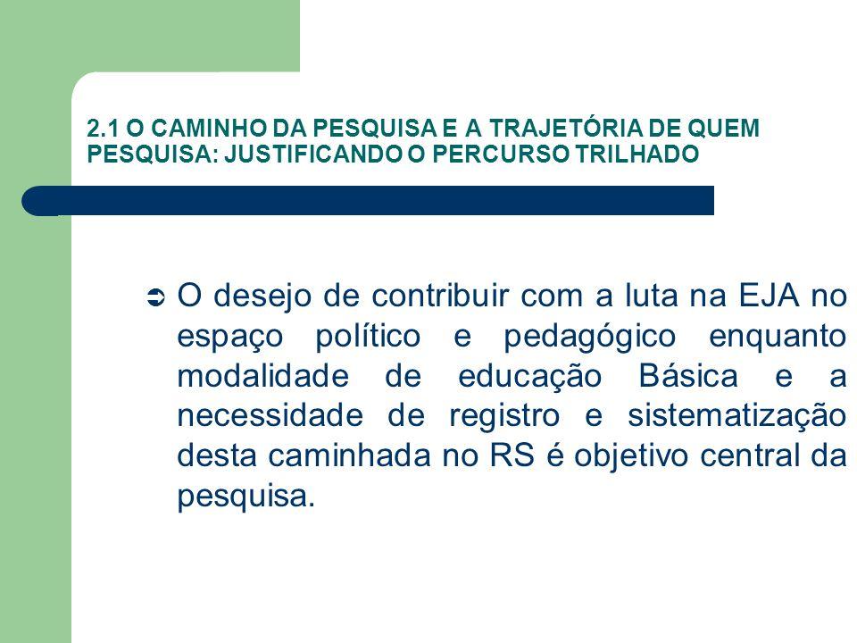 Financiamento/Salário educação/ quota estadual Parecer 838/2005 da Comissão de Planejamento do Conselho Estadual de Educação/RS que aprova as ações prevista para a EJA do Salário Educação/ quota estadual para o ano de 2005.