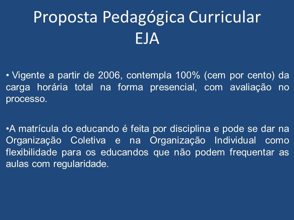 Número de turmas de Ação Pedagógica Descentralizada - APED – 613 Total de alunos cursando em APED - (aproximadamente): Fase I = 208 Fase II = 8.785 Ensino Médio = 7.734 Total geral = 16.727