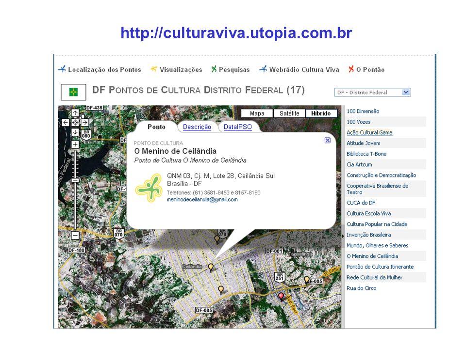 Casa Brasil - www.casabrasil.gov.br Ceilândia/DF