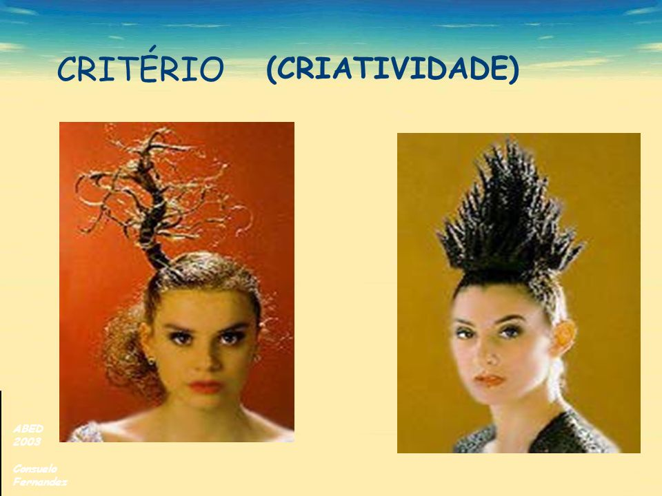ABED 2003 Consuelo Fernandez CRITÉRIO (CRIATIVIDADE)