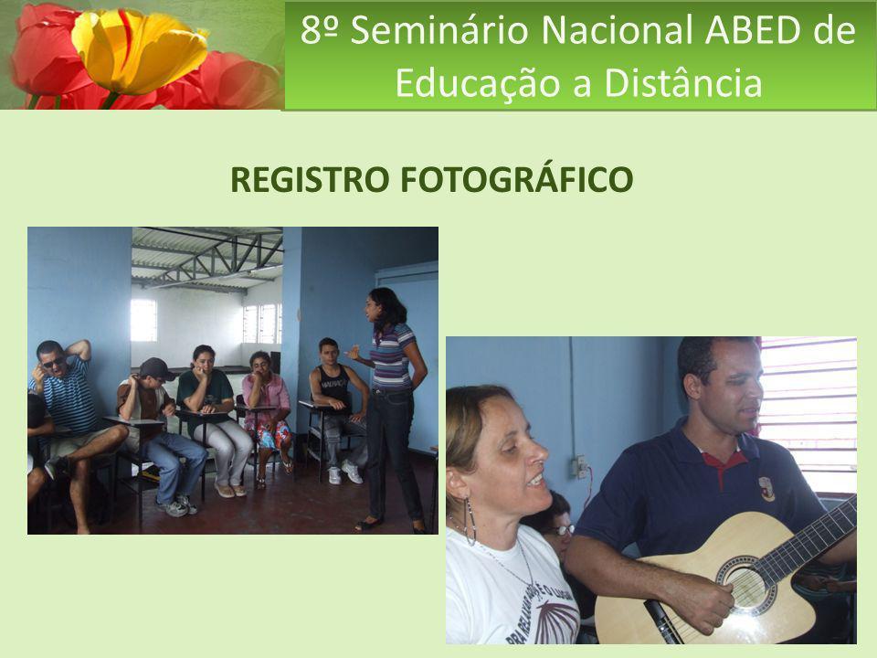 REGISTRO FOTOGRÁFICO 8º Seminário Nacional ABED de Educação a Distância