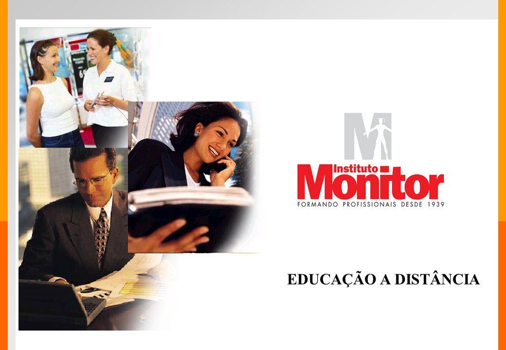 2 Instituto Monitor Fundado em 1939, é a escola pioneira no ensino a distância no Brasil.
