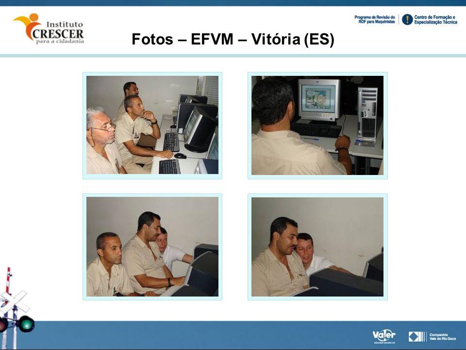 Fotos – EFVM – Vitória (ES)