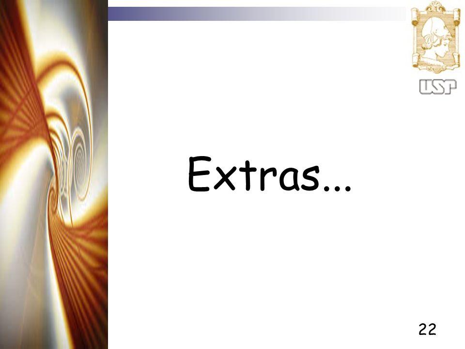 22 Extras...