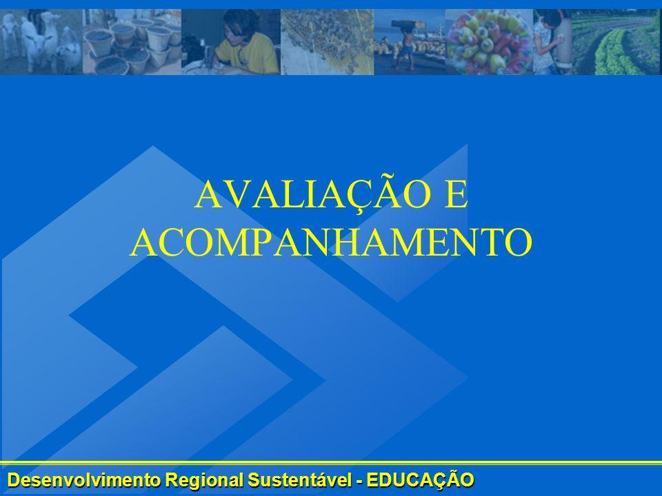 Desenvolvimento Regional Sustentável - EDUCAÇÃO MBA e Graduação a Distância PROCESSO DIDÁTICO-PEDAGÓGICO Conteúdo: Clareza, Seqüência Lógica, Síntese e Aplicabilidade; Tutoria: Apoio,Orientação e Disponibilidade; Interação com Colegas: Pesquisa, Chat, Fórum e Encontros Presenciais; Desenvolvimento da Capacidade de Aprendizagem: Leitura,Entendimento, Comunicação Escrita;