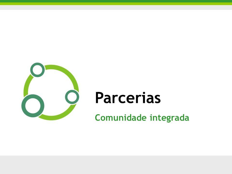 Parcerias Comunidade integrada