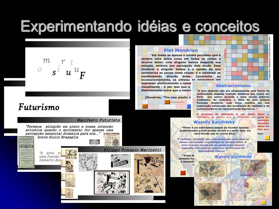 O desenvolvimento de objetos de aprendizagem em artes visuais, com foco nos conteúdos de Teoria e História da Arte visa a preencher uma lacuna quanto que explora a dinamicidade e interatividade do jogo, com a consistência dos conteúdos.