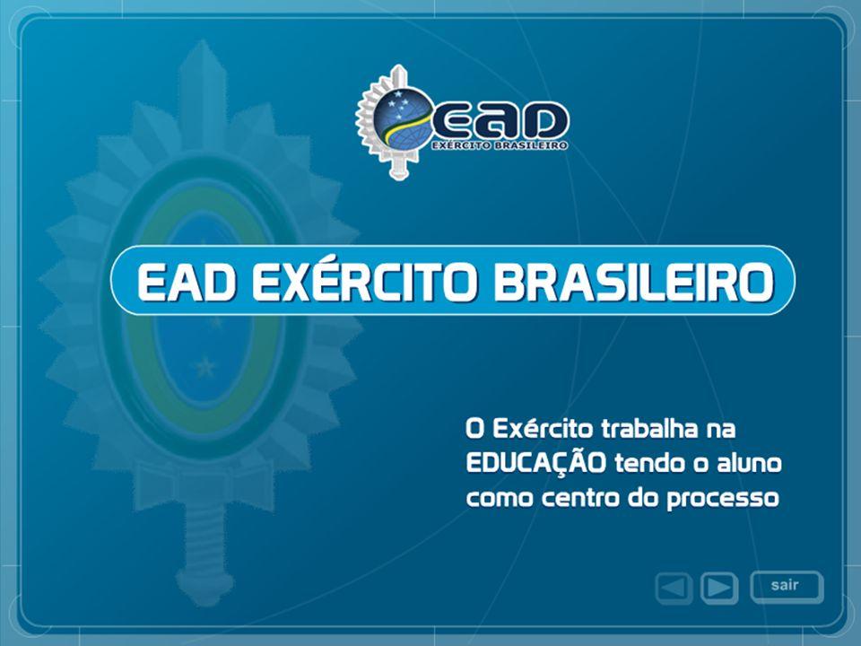 - ESTRUTURA DE EAD NO EB 1.INTRODUÇÃO - AÇÕES ATUAIS E FUTURAS ROTEIRO 2.