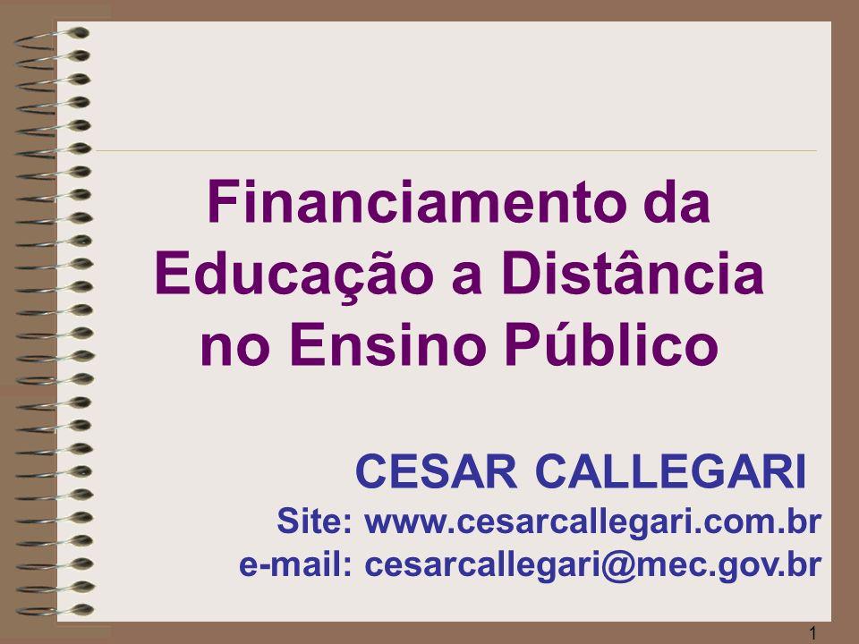 2 MATRÍCULAS: 56 MILHÕES ESCOLAS: 212 MIL PROFESSORES: 2,5 MILHÕES BRASIL EDUCAÇÃO BÁSICA Fonte: MEC/INEP (matrículas de 2005, escolas e professores 2003)