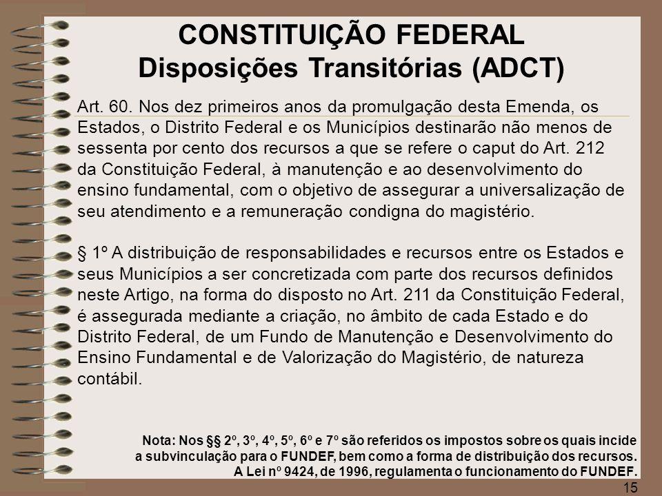 16 Art.205.