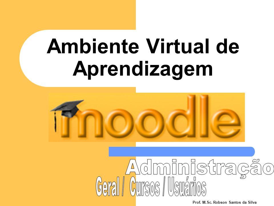Administradores / Geral O site é gerenciado por um administrador, definido durante o setup inicial.