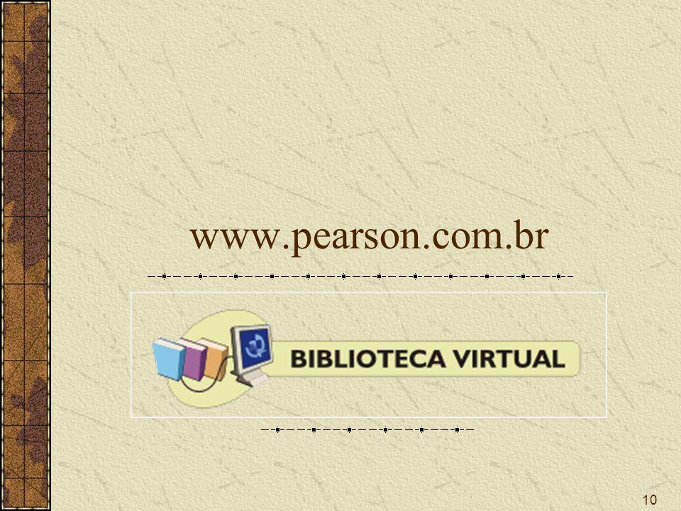 10 www.pearson.com.br