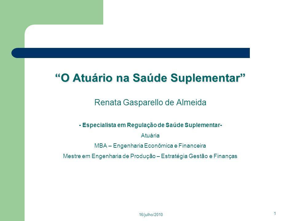 16/julho/2010 52 Agenda 1.Objetivo 2. Trajetória Profissional Pessoal e Informações Adicionais 3.
