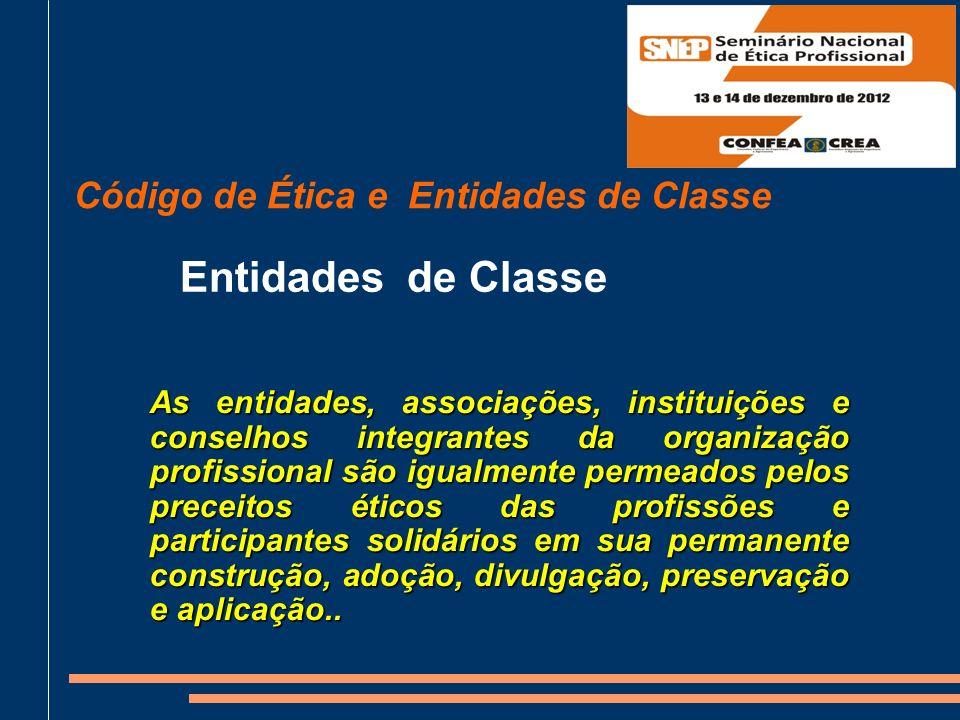 DOS PRINCÍPIOS ÉTICOS.Art.