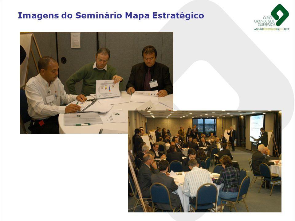 Imagens do Seminário Mapa Estratégico