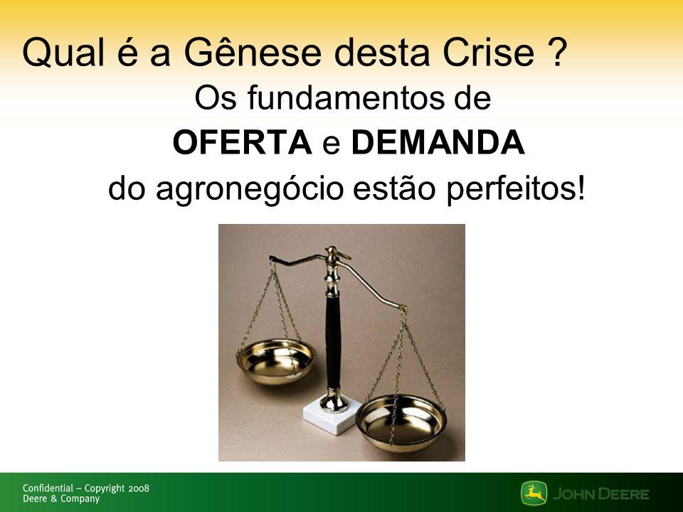 Diagnóstico dos 3 C: A crise atual é de CRÉDITO, CONFIANÇA e CREDIBILIDADE .