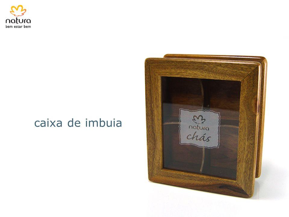caixa de imbuia