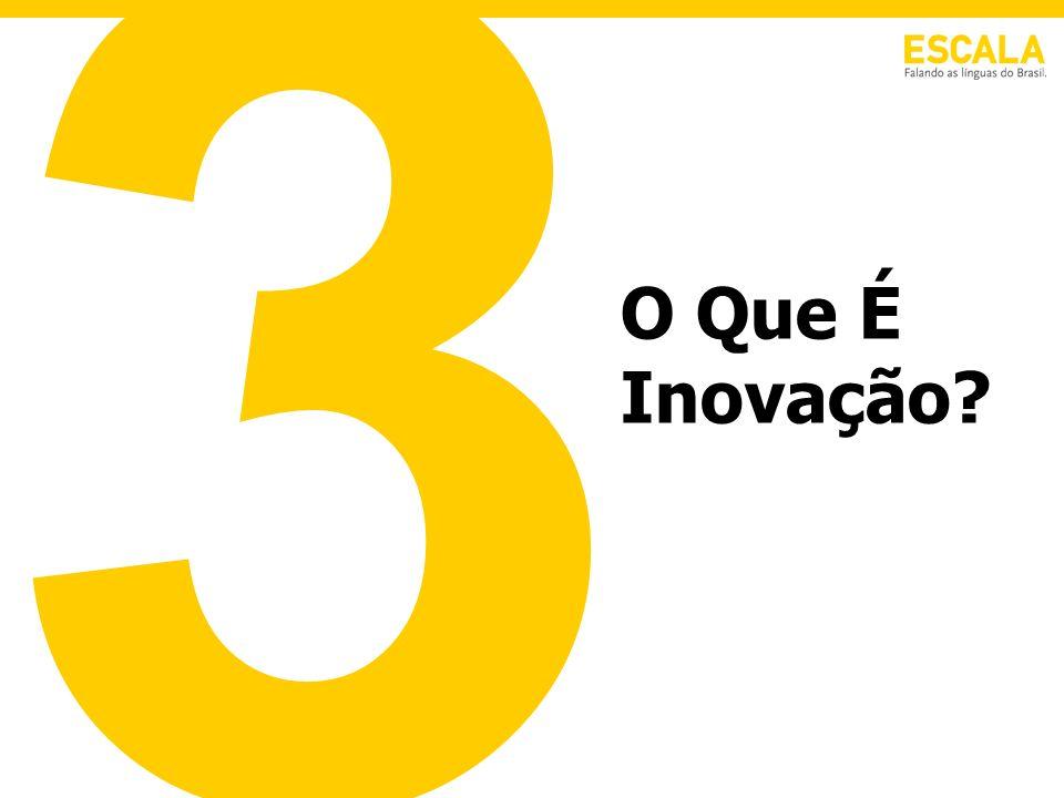 3 O Que É Inovação?