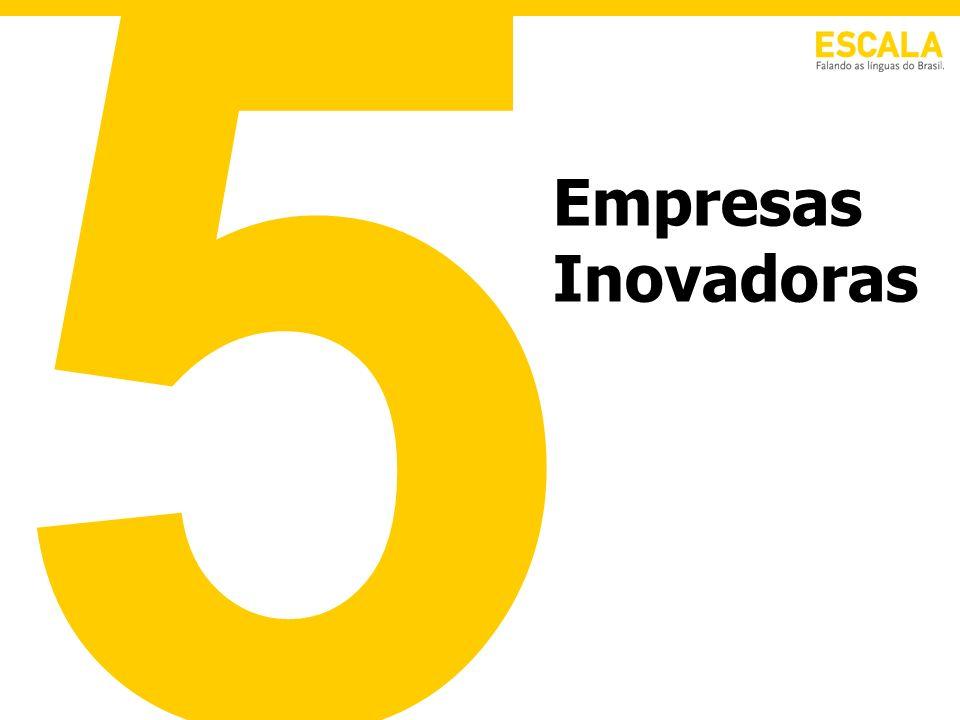 5 Empresas Inovadoras
