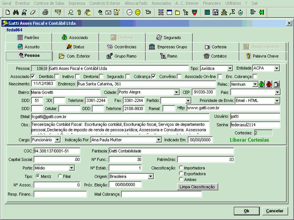 2002 Implementação do conceito Todos somos prestadores de serviços Estímulo à utilização de benefícios Reajuste das contribuições Implantação do progr