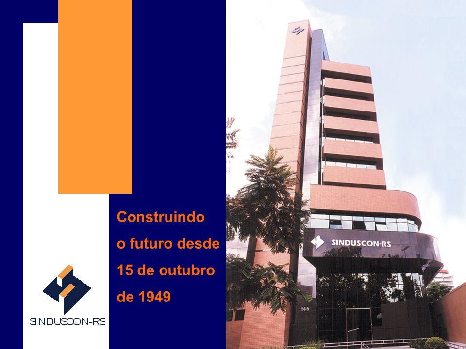 Construindo o futuro desde 15 de outubro de 1949