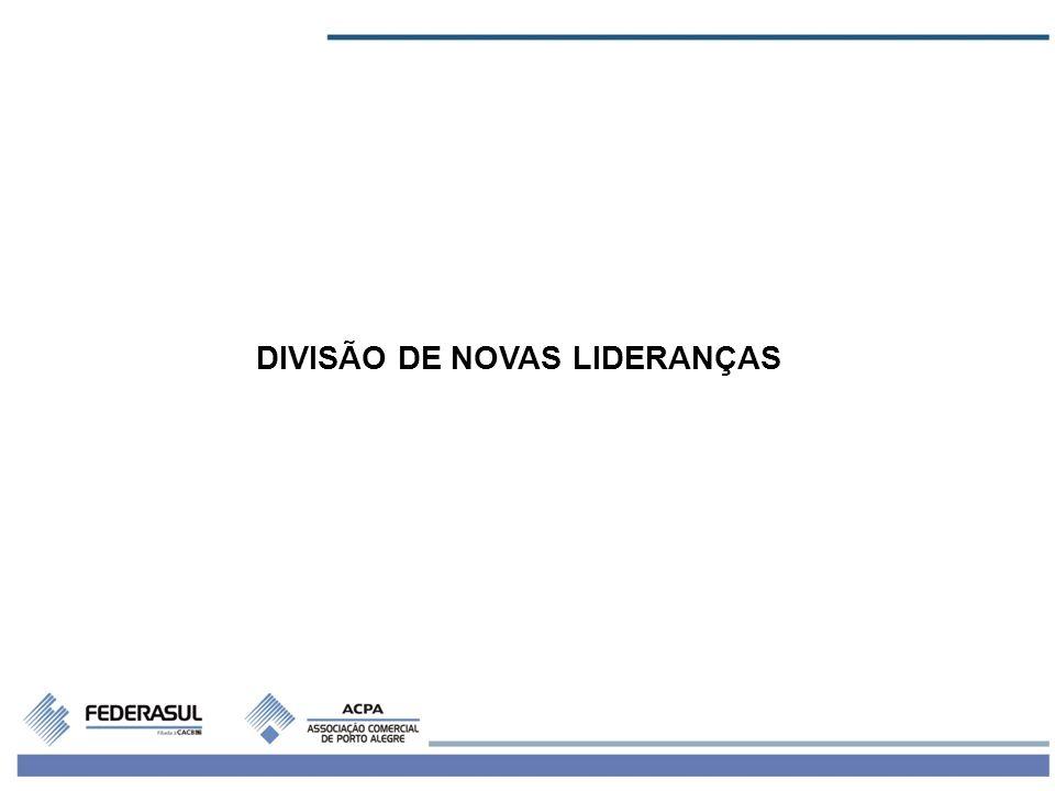 DIVISÃO DE NOVAS LIDERANÇAS