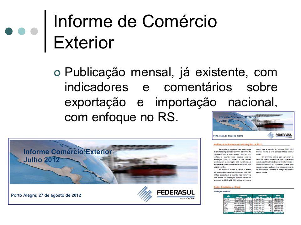 Aumento na emissão de Certificados de Origem Aumentar a receita da entidade através da busca de novos clientes.