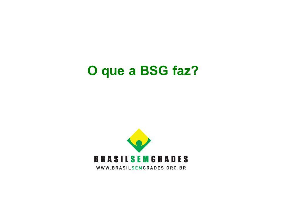 O que a BSG faz?