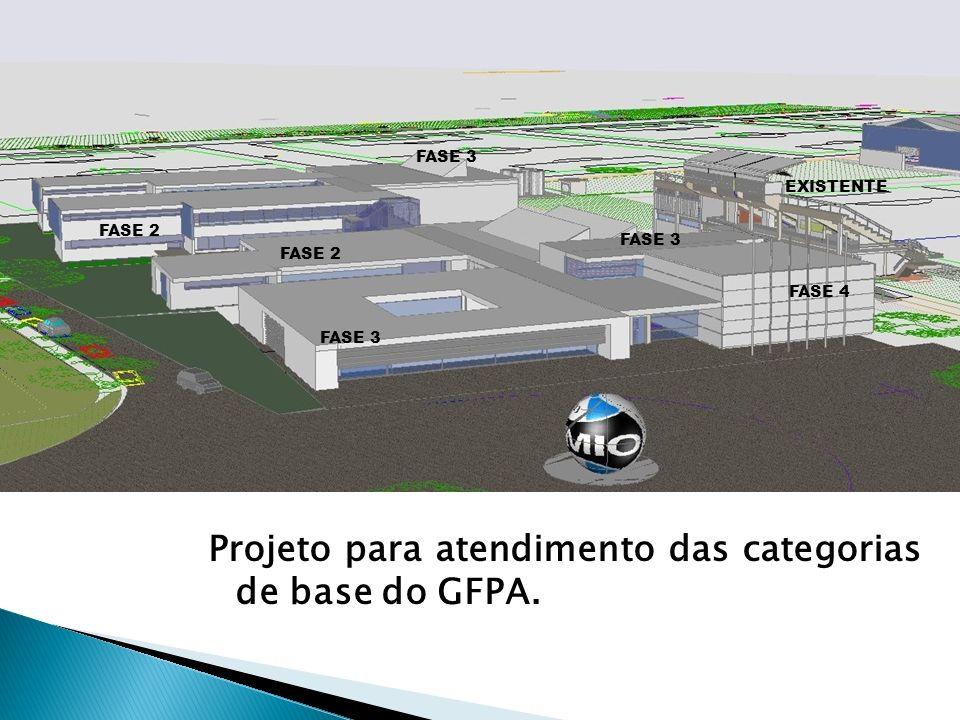 Centro de Formação e Treinamento – CT Hélio Dourado -