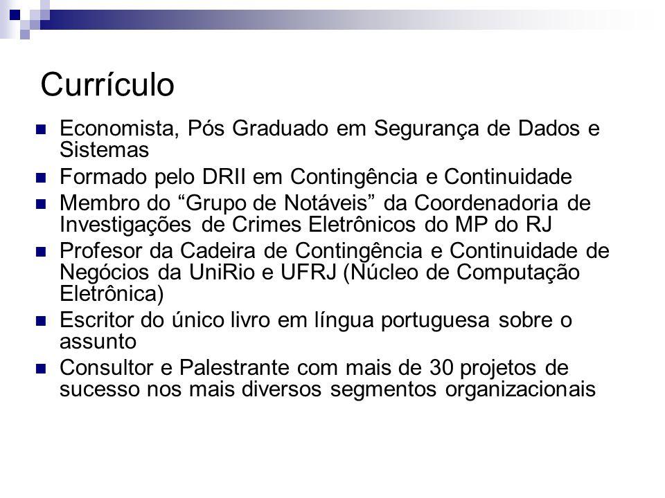 Dúvidas contato@fernandomarinho.com.br www.planodecontinuidade.com.br (21) 8154-9940