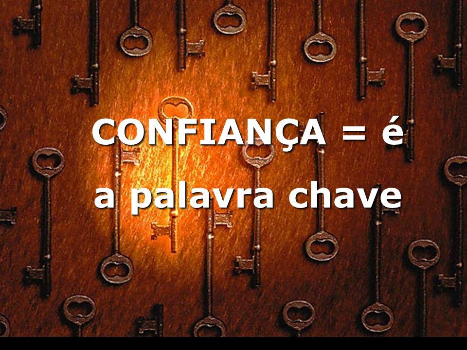 Bom dia associado! Federasul 2010 CONFIANÇA = é a palavra chave