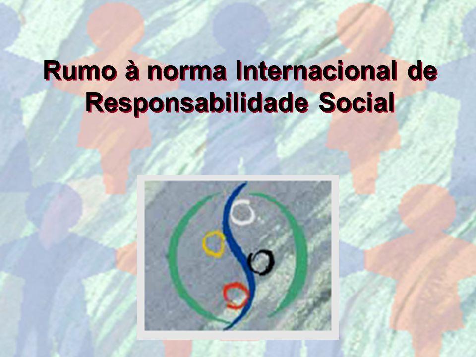 39 Cerca de 320 participantesCerca de 320 participantes 55 países membros da ISO55 países membros da ISO 26 organizações internacion.26 organizações internacion.