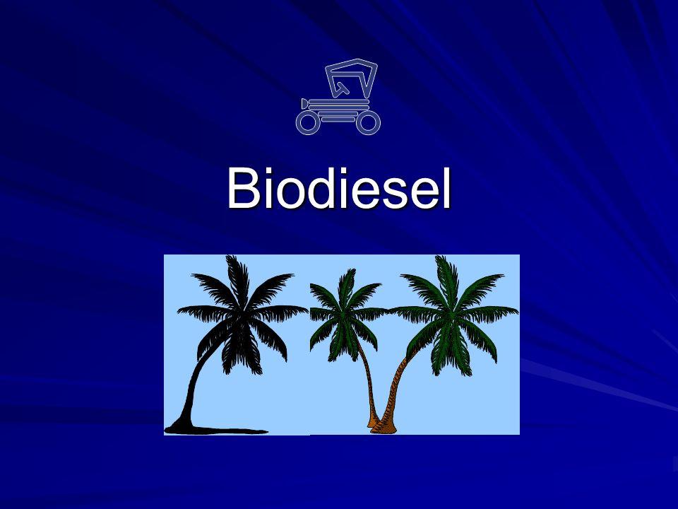 Características Exigíveis do Biodiesel Que possa ser usado pela frota diesel atual: –sem que os veículos tenham necessidade de modificações técnicas, alterações ou recomendações adicionais; –sem comprometer a integridade, durabilidade, desempenho e emissões destes veículos; –sem impor aumento nas manutenções periódicas e preventivas.