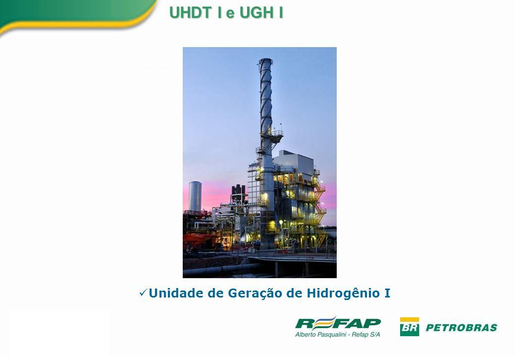 Unidade de Geração de Hidrogênio I UHDT I e UGH I