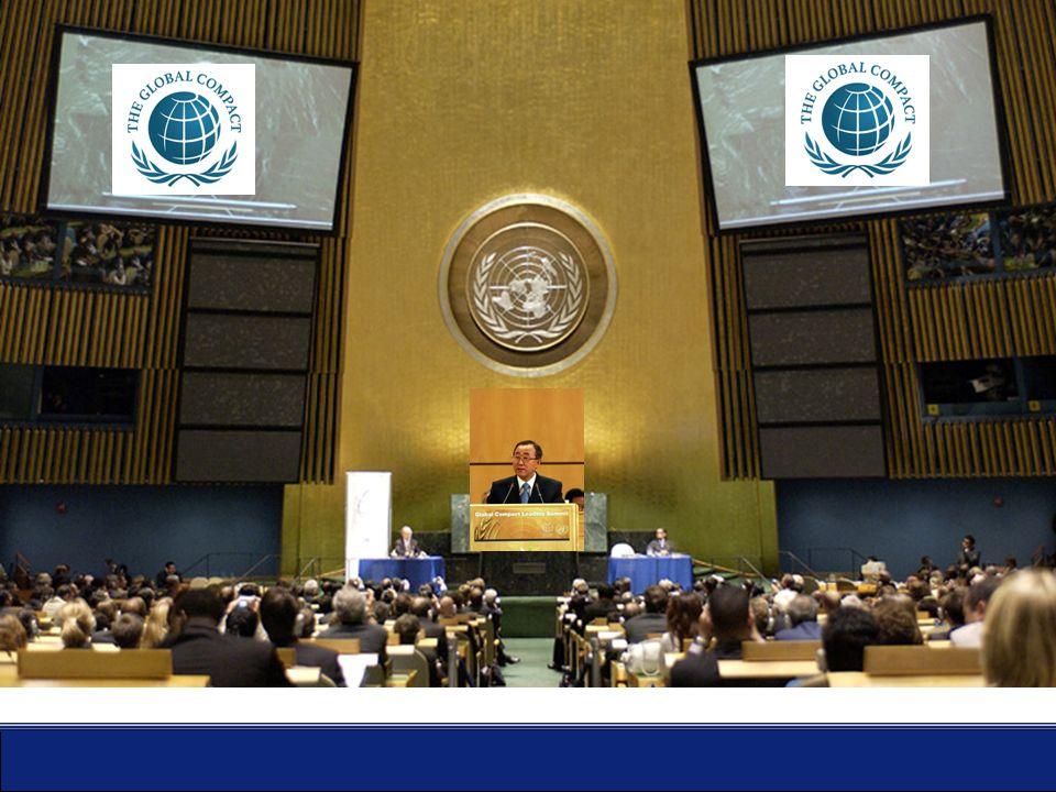 2 Enjeux du Pacte Mondial :et développement durable du secteur privé ivoirien Lancementl du réseau du Pacte Mondial – Côte dIvoire (RPMC Mardi 11 sept